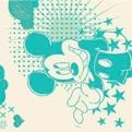 ПЦ-3502-1739 полотенце 70х130 махр п/т Mickey Star цв.20000 купить оптом и в розницу