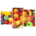 Картина модульная триптих 55*96 Еда диз.18 52-01 купить оптом и в розницу