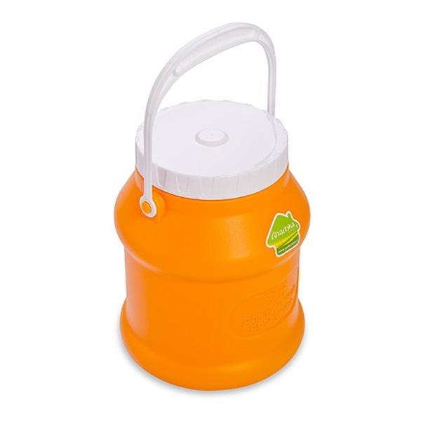 Бидон пластиковый ″Просперо″ 3л оранжевый С925ОРЖ (Оранжевый) купить оптом и в розницу