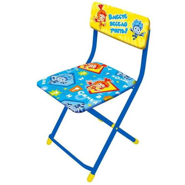 Набор детской мебели ″Фиксики.Азбука″ складной, с пеналом, мягкий стул Ф1А купить оптом и в розницу