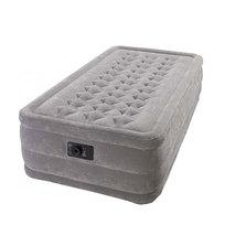 Кровать надувная Ultra Plush,99*191*46 см,встроенный насос 220В,Intex (67952) купить оптом и в розницу