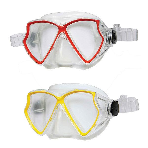 Маска для плавания подростковая Silicone Aviator Pro Intex (55980) купить оптом и в розницу