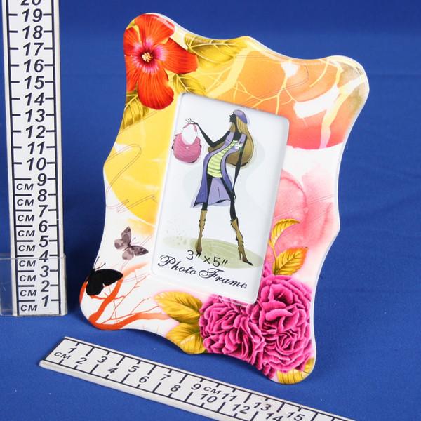 Фоторамка из керамики 8*13 C12 купить оптом и в розницу