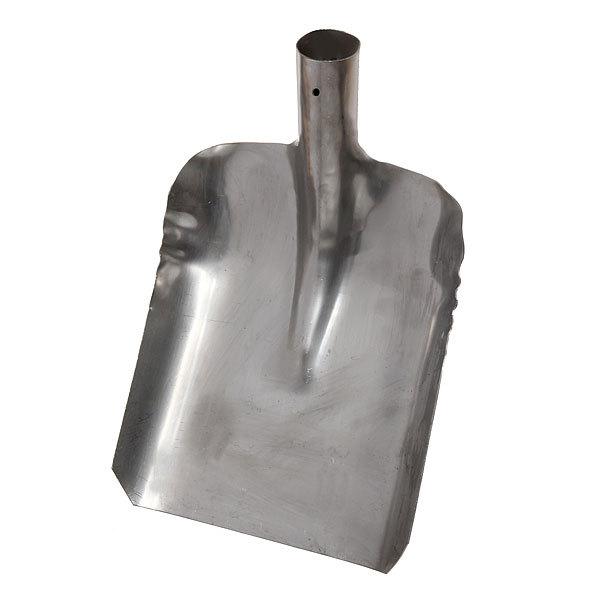 Лопата совковая нержавеющая сталь 1,5мм 250х200х40мм купить оптом и в розницу