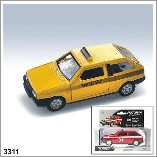 Модель ЛАДА 2108 Такси 3311 1:34/39 купить оптом и в розницу