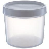 Емкость для сыпучих и СВЧ ″Vandi″ 0.8 л (снежно-белый) купить оптом и в розницу