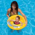 Круг для плавания с сиденьем Baby Float от 1-2 лет Intex (59574) купить оптом и в розницу