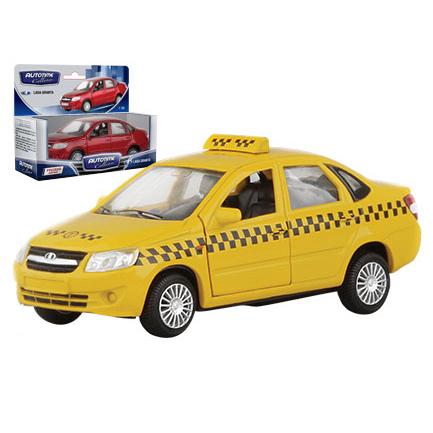 Модель LADA GRANTA Такси 1:36 33956 купить оптом и в розницу
