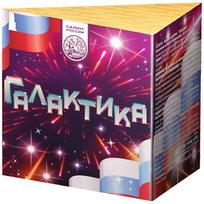 Салют батарея ″Галактика″ 1шт 24/1 С250010 купить оптом и в розницу