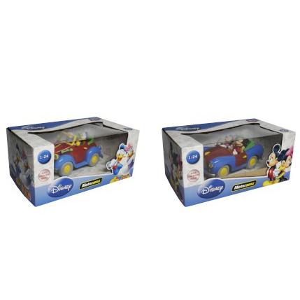 Модель 499180 Disney  Motorama 2 героя 1:64 купить оптом и в розницу