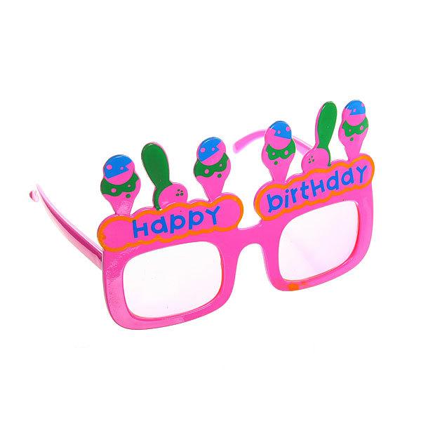 Очки карнавальные ″Happy Birthday″ купить оптом и в розницу