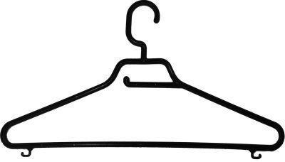 Вешалка для легкой одежды Keeper-3 черный купить оптом и в розницу