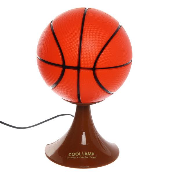 Светильник декоративный ″Мяч баскетбольный″ 8020 29 см, 220 В купить оптом и в розницу