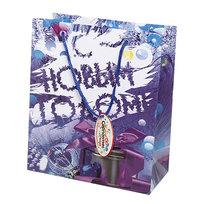 Пакет подарочный 21х18х8,5 см ″С Новым Годом!″ купить оптом и в розницу