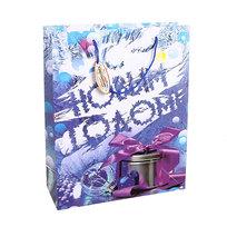 Пакет подарочный 32х26х10 см ″С Новым Годом!″ купить оптом и в розницу