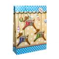 Пакет подарочный 43х31см ″Новогоднее настроение″ купить оптом и в розницу