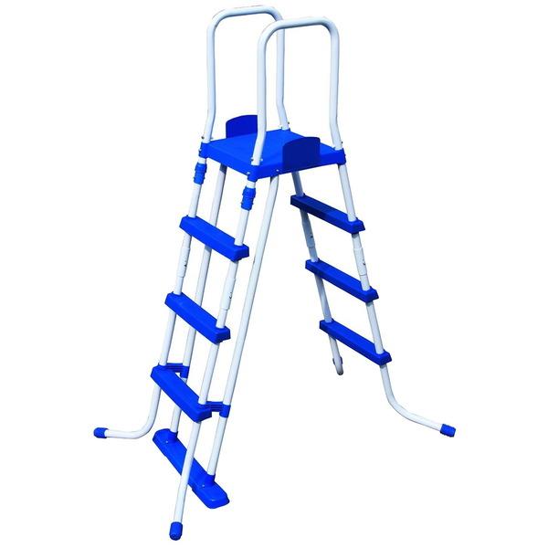 ЗЧ Bestway Лестница для бассейнов 122 см (58097S09) купить оптом и в розницу