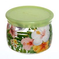 Банка для продуктов стеклянная 500мл ″Райский сад″ D43002/01 купить оптом и в розницу
