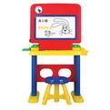 Детский игровой столик с магнитной доской и стулом Виннер купить оптом и в розницу