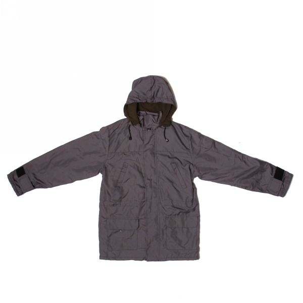 Куртка демисезонная с капюшоном на флисе,46 купить оптом и в розницу