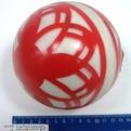 Мяч 125 С31ЛП с трафаретом /25/ купить оптом и в розницу