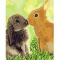 Набор ДТ Роспись по холсту Любовь морковь 30158 /Креатто/ купить оптом и в розницу