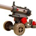 Пушка пневматическая С-33-Ф /28/ купить оптом и в розницу