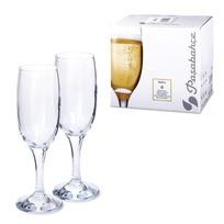 Набор фужеров для шампанского 190мл 2шт Бистро купить оптом и в розницу