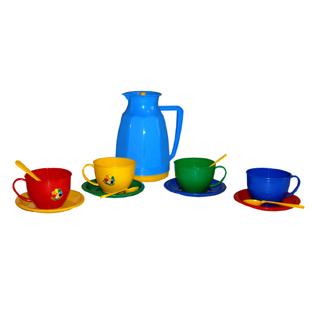 Набор посуды Маринка 8 /пвх/ 1509 купить оптом и в розницу