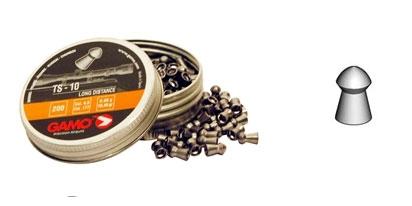 Пуля пневматическая Gamo TS-10, 4,5 мм, 0,68 гр (200 шт) купить оптом и в розницу