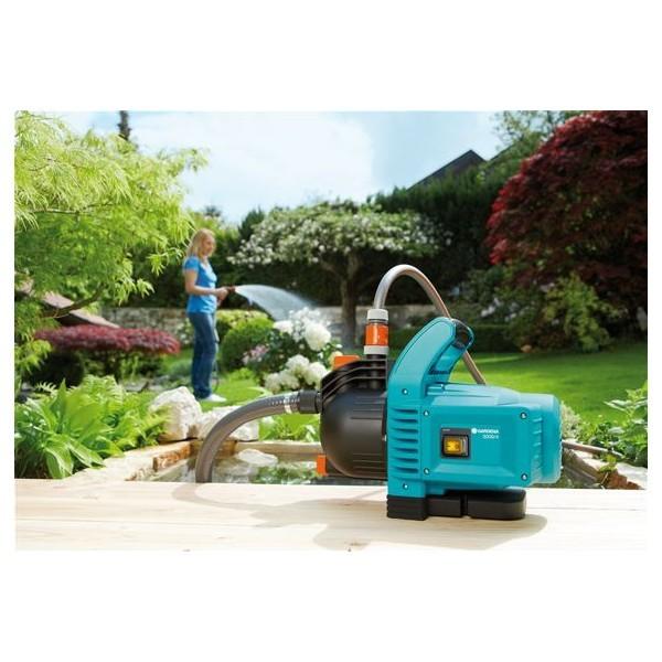Насос садовый 3000/4 Classic GARDENA 01707-20.000.00 купить оптом и в розницу