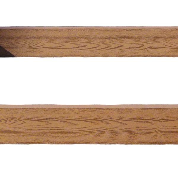 Доска для грядки из ДПК, длина 0,8 м (Длина - 0,8 м,Высота - 15 см,Толщина - 25 мм) купить оптом и в розницу