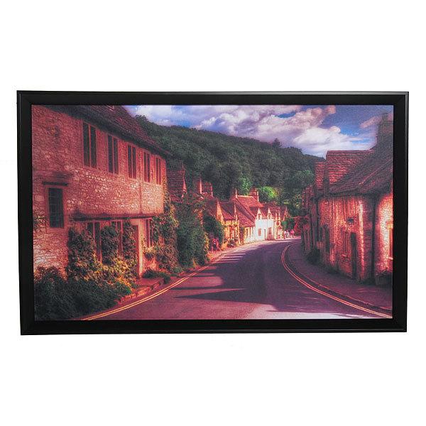 Картина пластик 30*50см ламинированная ″Прованс″, улица купить оптом и в розницу