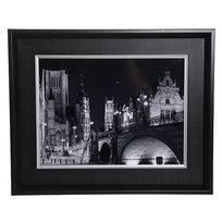 Картина ламинированная 30*40см в двойной раме ″Города и страны″, Прага купить оптом и в розницу