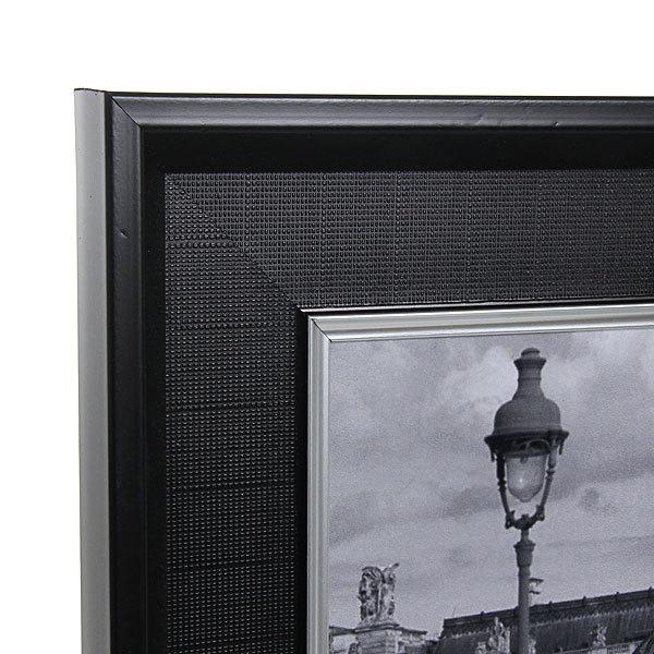 Картина ламинированная 30*40см в двойной раме ″Города и страны″, стеклянная пирамида купить оптом и в розницу