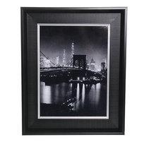 Картина ламинированная 30*40см в двойной раме ″Города и страны″, мост купить оптом и в розницу
