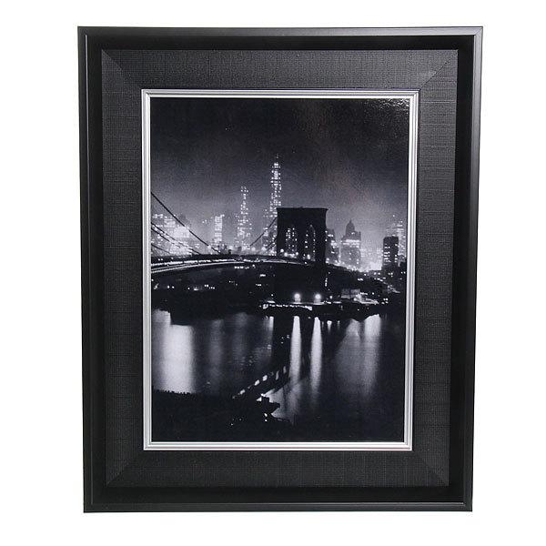 Картина ламинированная 30*40см в двойной раме ″Города и страны″ В-056 купить оптом и в розницу