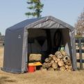 Сарай в коробке Shelterlogic, скатная крыша  2.4х2.4х2.4м купить оптом и в розницу