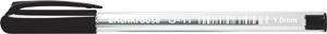 Ручка шар.Erich Krause Ultra Glide Technology U-11 1мм черная игла купить оптом и в розницу