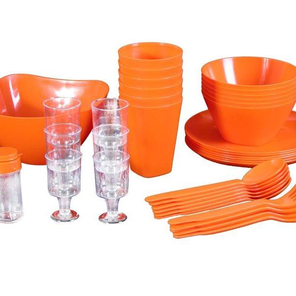 Набор для пикника Picniс (мандарин)) *5 купить оптом и в розницу