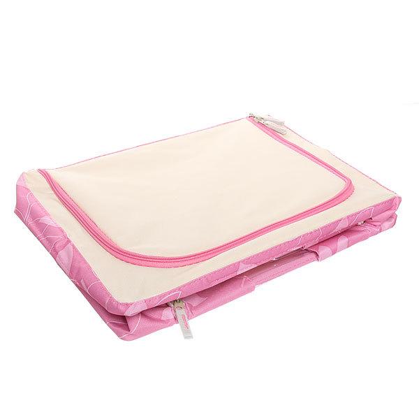 Коробка д/хранения вещей 39*29*20 22л. розовый F купить оптом и в розницу