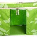 Коробка д/хранения вещей 50*40*28 55л. зеленый A купить оптом и в розницу
