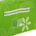 Коробка д/хранения вещей 50*40*22 44л. зеленый A2 купить оптом и в розницу