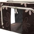 Коробка д/хранения вещей 50*40*28 55л. коричневый C2 купить оптом и в розницу