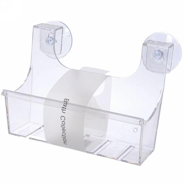 Полка для ванны на присосках TL2233 21х14,5х9 купить оптом и в розницу