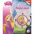 Набор ДТ Тарелка из гипса Disney Рапунцель Ртд-002 Lori купить оптом и в розницу