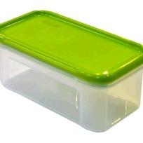 Банка для сыпучих продуктов Krupa 0,5 л оливковый *21 купить оптом и в розницу
