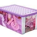 Ящик для хранения Optima Рукодельница 12 л*4 купить оптом и в розницу