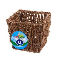 Кашпо для цветов садовое ″Плетеное ″ 10х9см В-463 купить оптом и в розницу