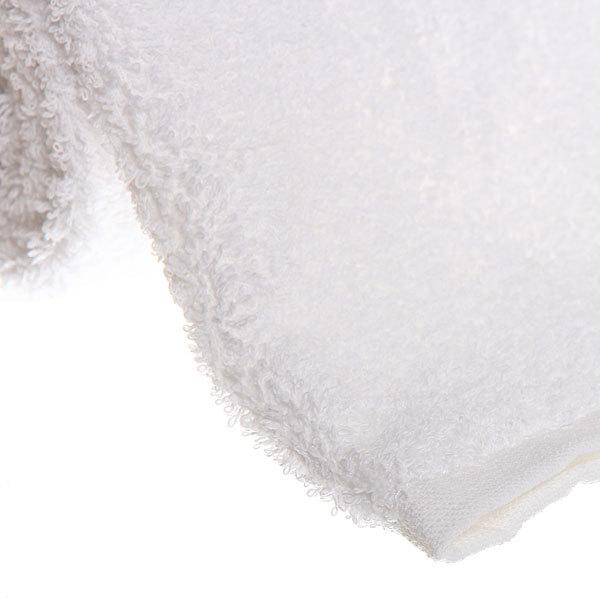 Махровое полотенце 50*100см белое ГК100-000 купить оптом и в розницу